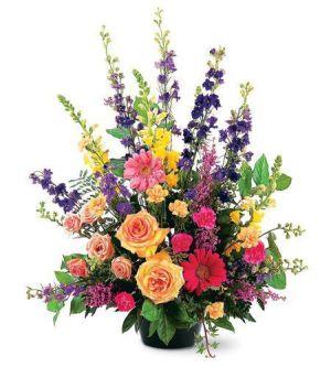 Most Memorable Tribute by Carlson Wildwood Flowers