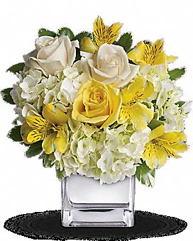 Sweetest Sunrise Bouquet by Carlson-Wildwood Flowers
